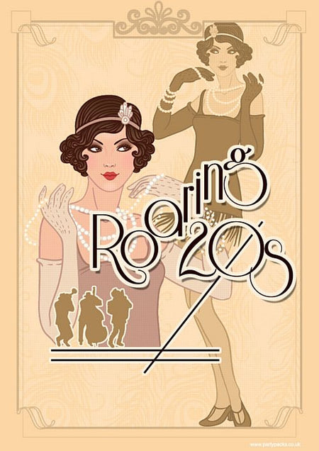 Click to view product details and reviews for 1920s Poster A3.