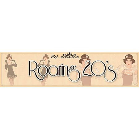 Click to view product details and reviews for 1920s Banner 12m.