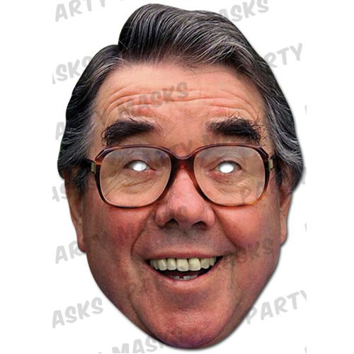 Ronnie Corbett Card Mask