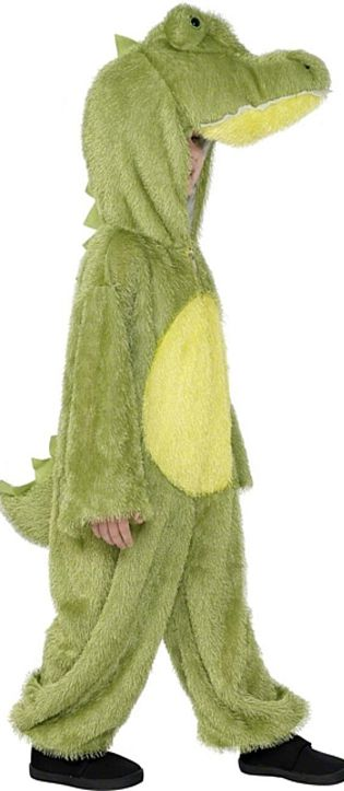 Children's Crocodile Costume