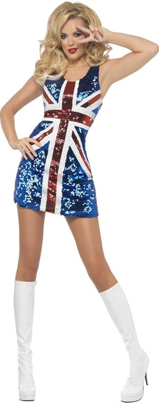 Click to view product details and reviews for All That Glitters Rule Britannia Costume.