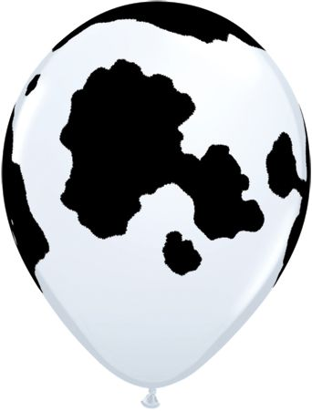 Click to view product details and reviews for Friesian Cow Qualatex Balloons 279cm Pack Of 10.
