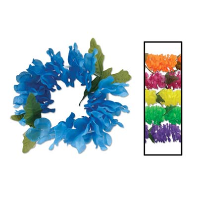 Silk 'N Petals Big Island Headbands - 50.8cm - Assorted Colours
