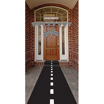 Racetrack Carpet Runner - 3.05m