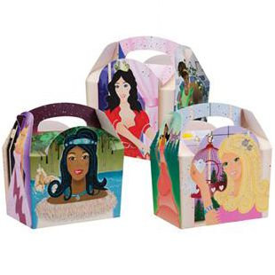 Click to view product details and reviews for Princess Party Box Each.