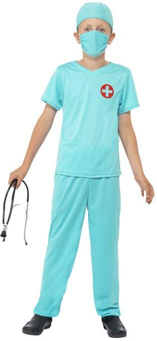 Child Doctor or Surgeon Costume