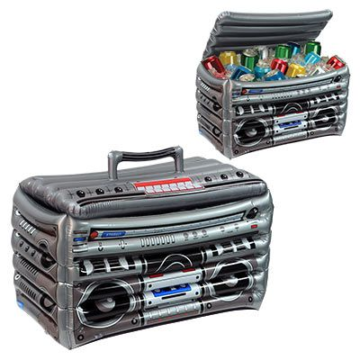 Inflatable Boom Box Cooler - 61cm