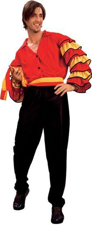 Rumba Man Costume