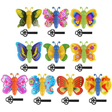 Flying Butterfly Toy - Assorted Designs - Each