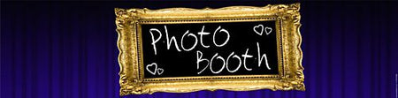 Photo Booth Sign - 120cm x 30cm