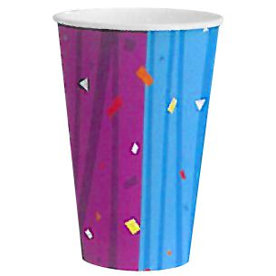 Retirement Celebrations Cups - Pack of 8