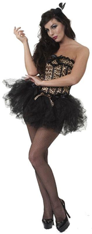 Dulce Sweet Burlesque Costume