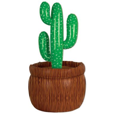 Click to view product details and reviews for Inflatable Cactus Cooler 66cm.