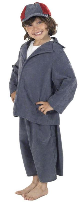 Click to view product details and reviews for Evacuee Boy Wwii Costume.