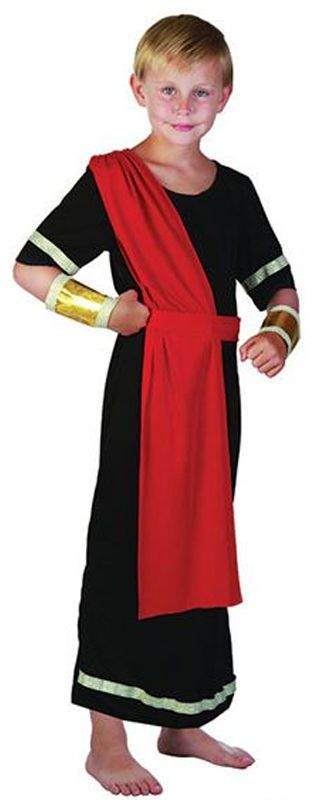 Black Caesar Costume