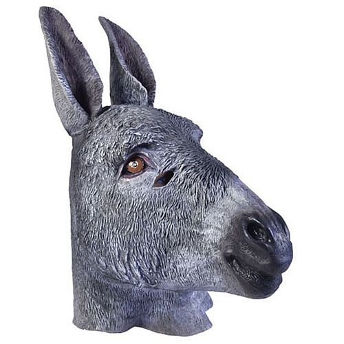 Rubber Donkey Mask