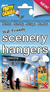 Scenery Hangers - Pack of 24