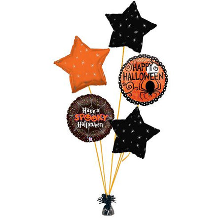 Happy Halloween Balloon Bouquet