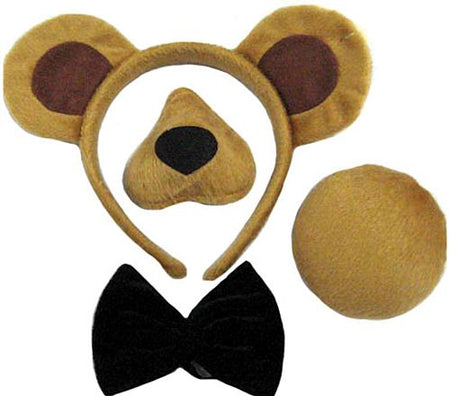 Bear Fancy Dress Kit