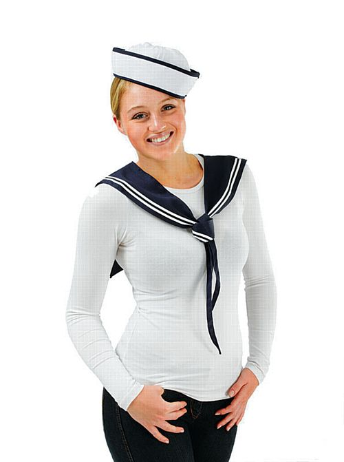 Sailor Girl Set