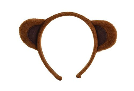 Brown Animal Ears