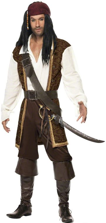 Click to view product details and reviews for High Seas Pirate Costume.