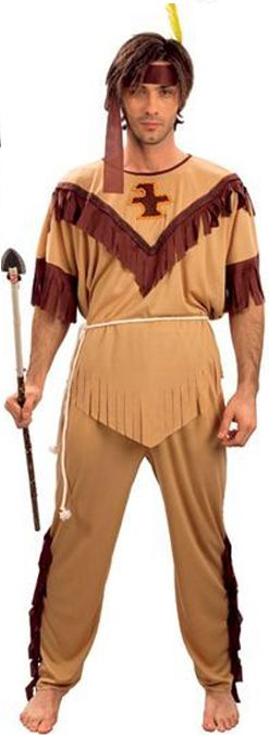 Indian Man Costume- Budget