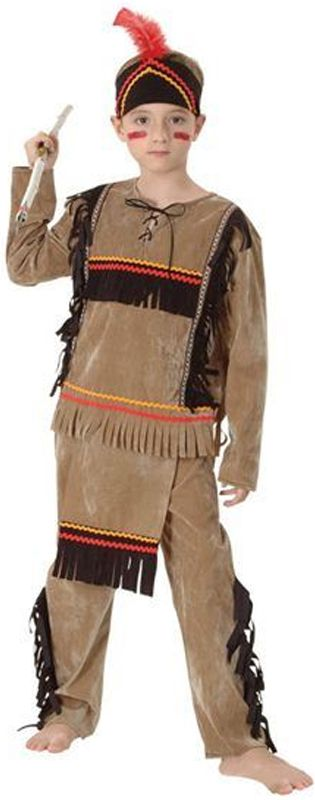 Click to view product details and reviews for Indian Boy Deluxe.