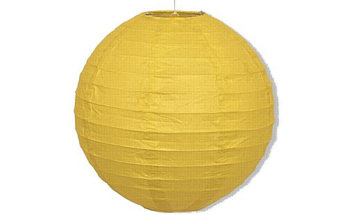 "Yellow Lantern - 10"" - Each"