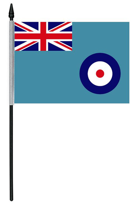 RAF Cloth Table Flag - 4
