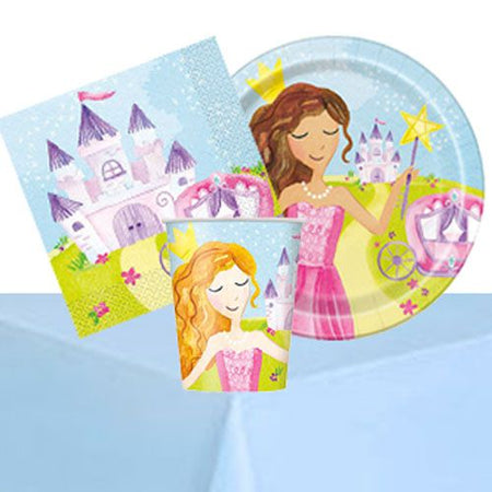 Magical Princess Party Pack - For 8
