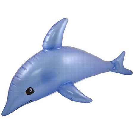 Click to view product details and reviews for Inflatable Dolphin 53cm.