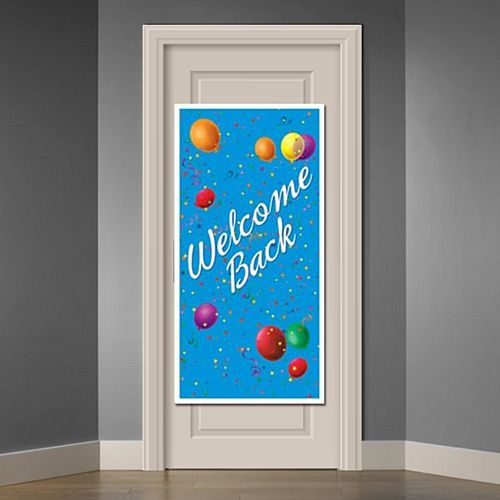 Welcome Back Door Cover - 1.52m