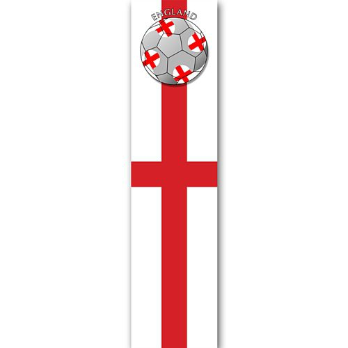 England Pull-Down Banner - 1.2m