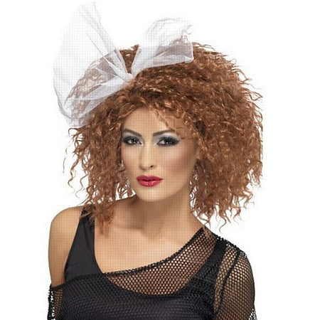 Click to view product details and reviews for 80s Wild Child Wig Brown.