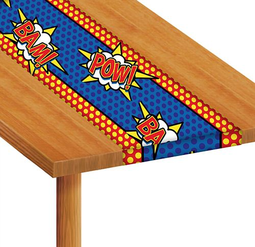 Heroic Paper Table Runner - 120cm x 30cm