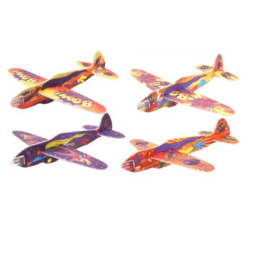 Superhero Gliders - Assorted Designs - Each