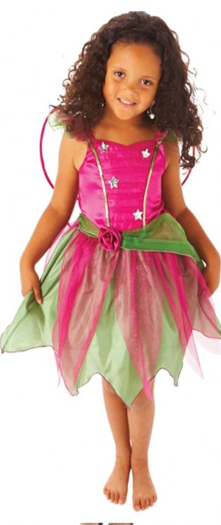 Girls Mulberry Fairy Costume