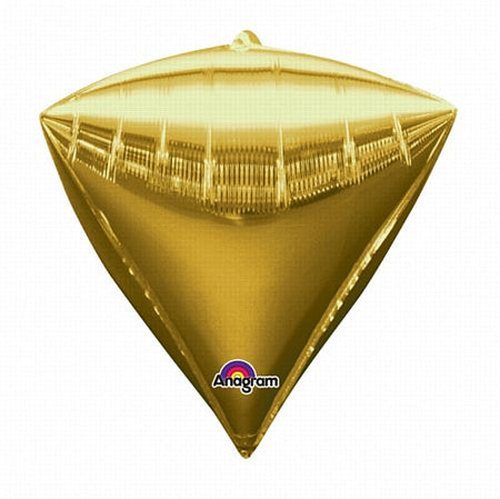 Diamondz Gold Foil Balloon - 43cm