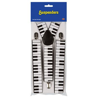 Piano Keyboard Braces