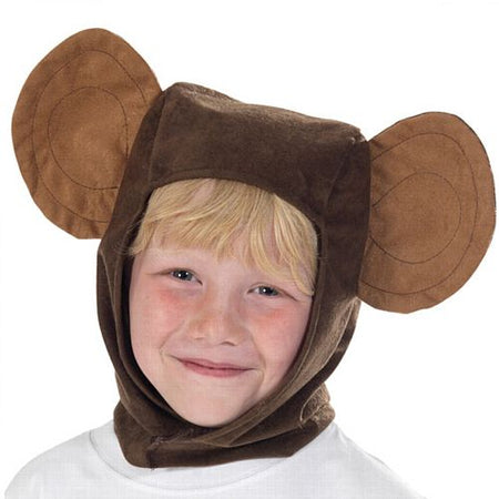 Children's Monkey Hood