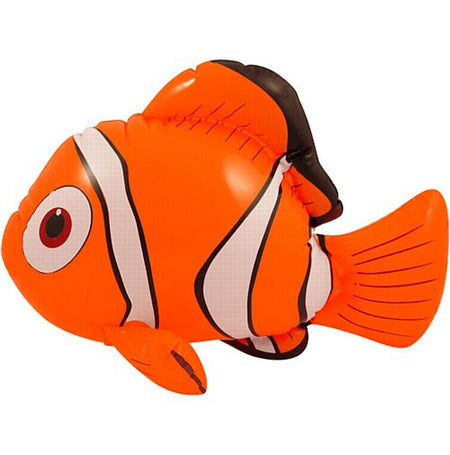 Click to view product details and reviews for Inflatable Clown Fish 43cm.