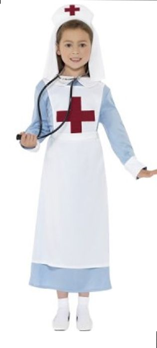 WWI Nurse Costume