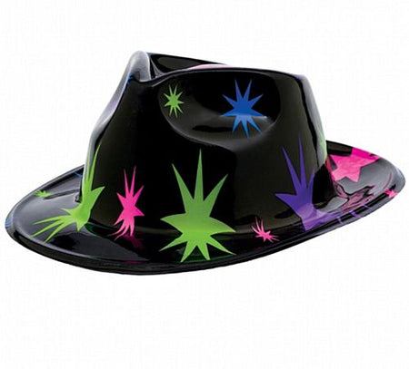 Click to view product details and reviews for 70s Disco Fever Star Burst Hat.