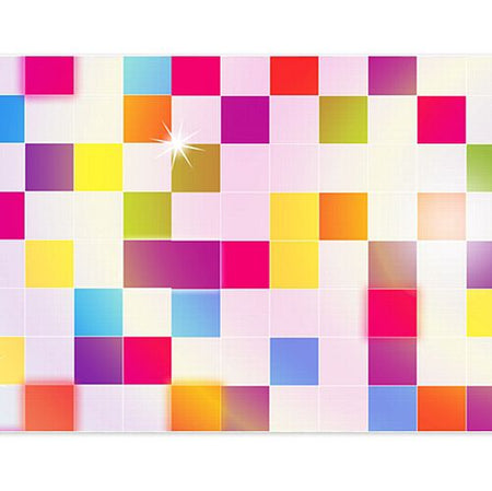 70's Disco Party Paper Table Runner - 120cm x 30cm