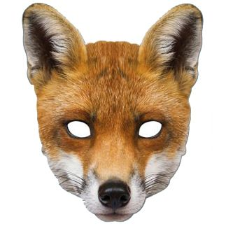 Fox Card Mask