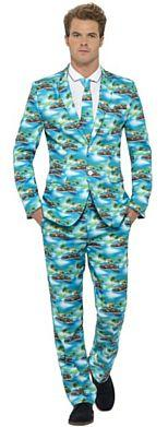 Aloha! Stand Out Suit