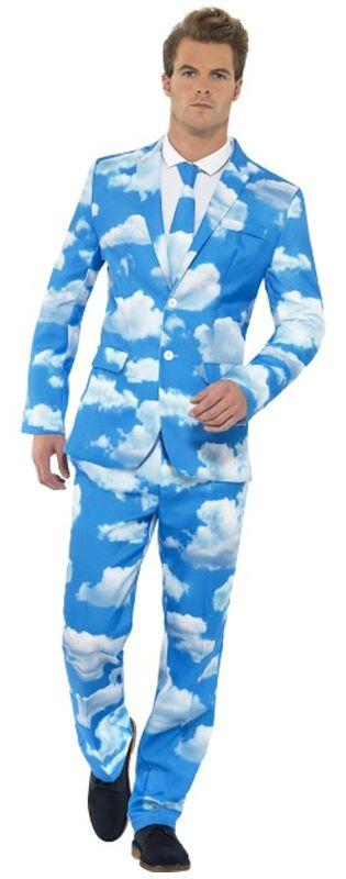 Sky High Stand Out Suit