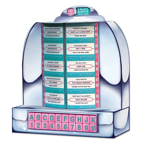 Tabletop Jukebox - 33.6cm