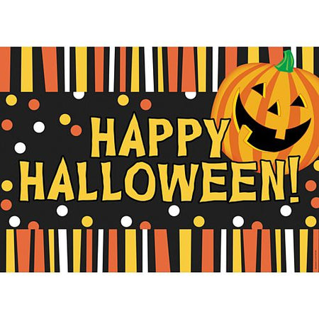 Click to view product details and reviews for Halloween Pumpkin Poster A3.